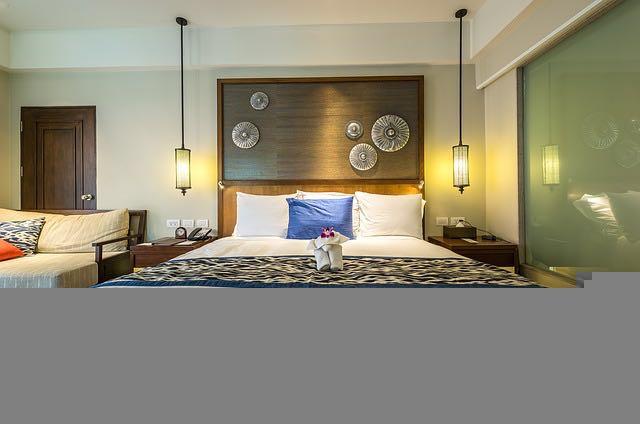 مقاس مفارش وأغطية السرير المستخدمة في الفنادق