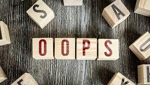 الإجراء المعياري للأعمال التجارية المفقودة أو المرفوضة