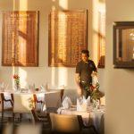 مطعم فندق انتركونتيننتال الرياض