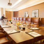 غرف اجتماعات فندق انتركونتيننتال الرياض