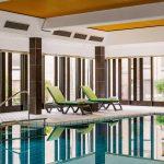مسبح داخلي فندق انتركونتيننتال الرياض