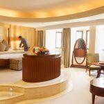 غرف فندق انتركونتيننتال الرياض